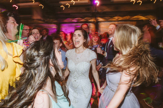 Fun Wedding Dance Floor Moves