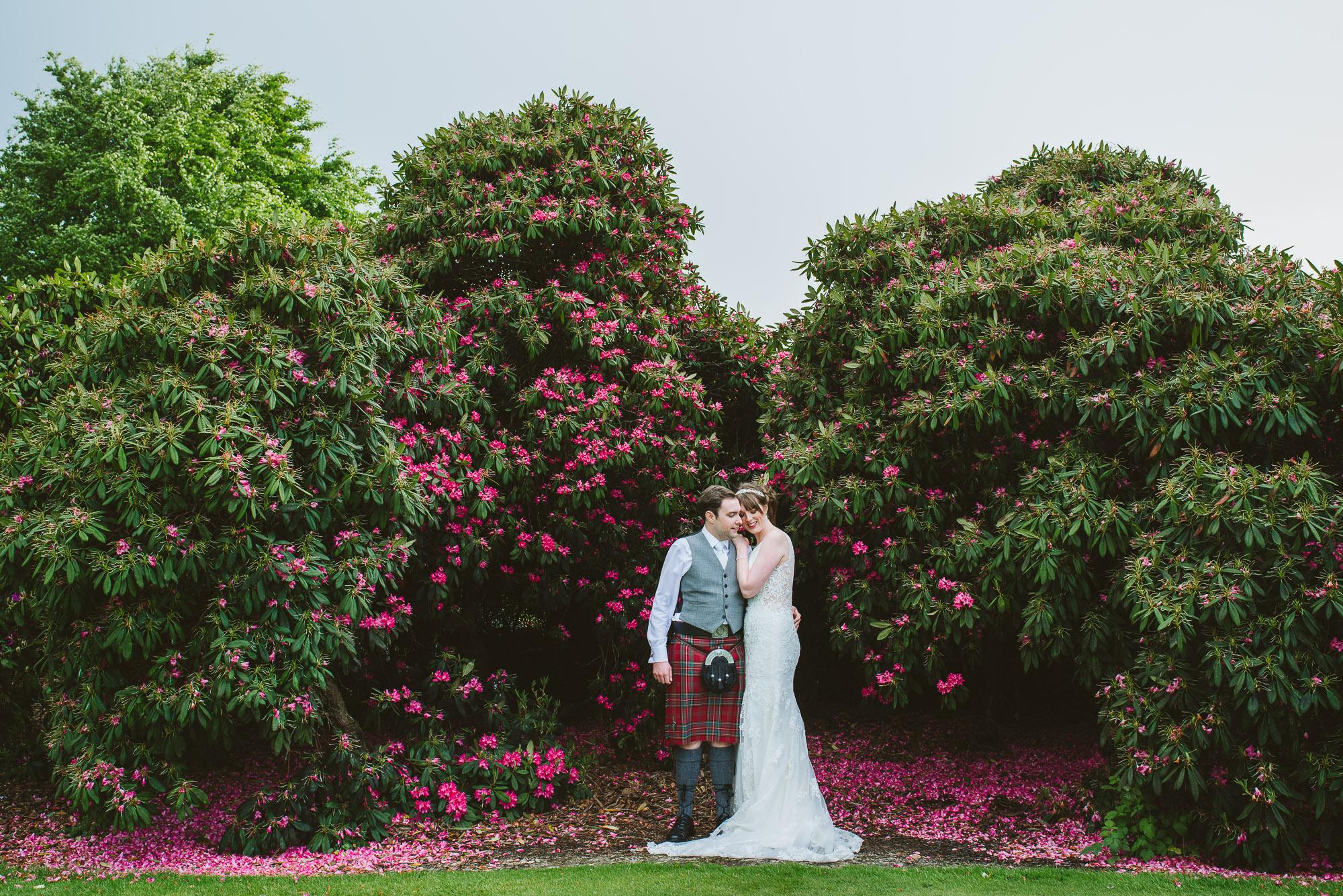 Dalmahoy Hotel & Country Club Wedding