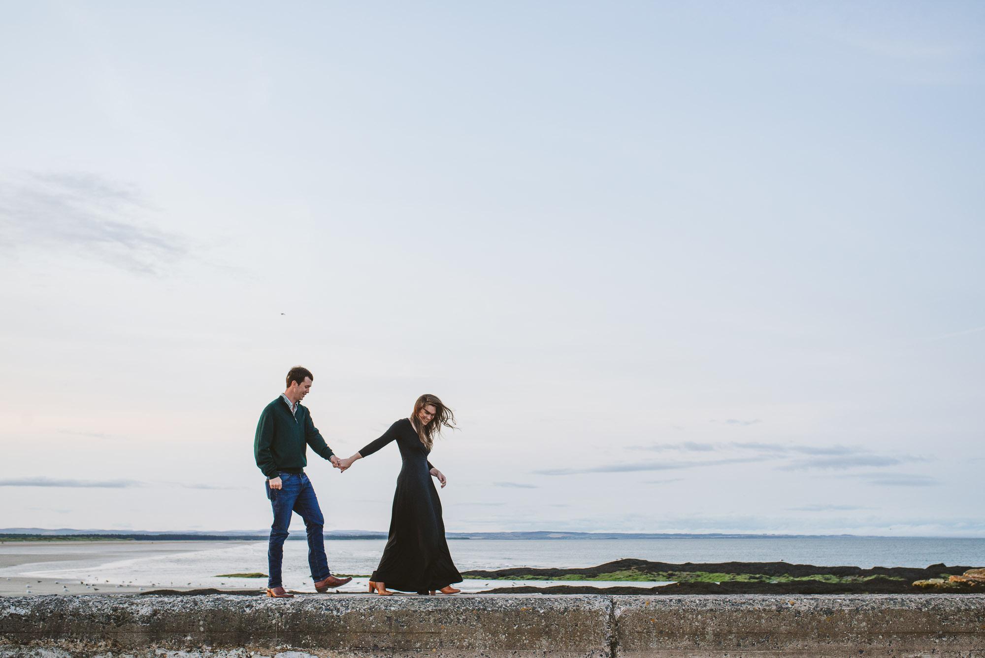 Engagement Shoot St Andrews
