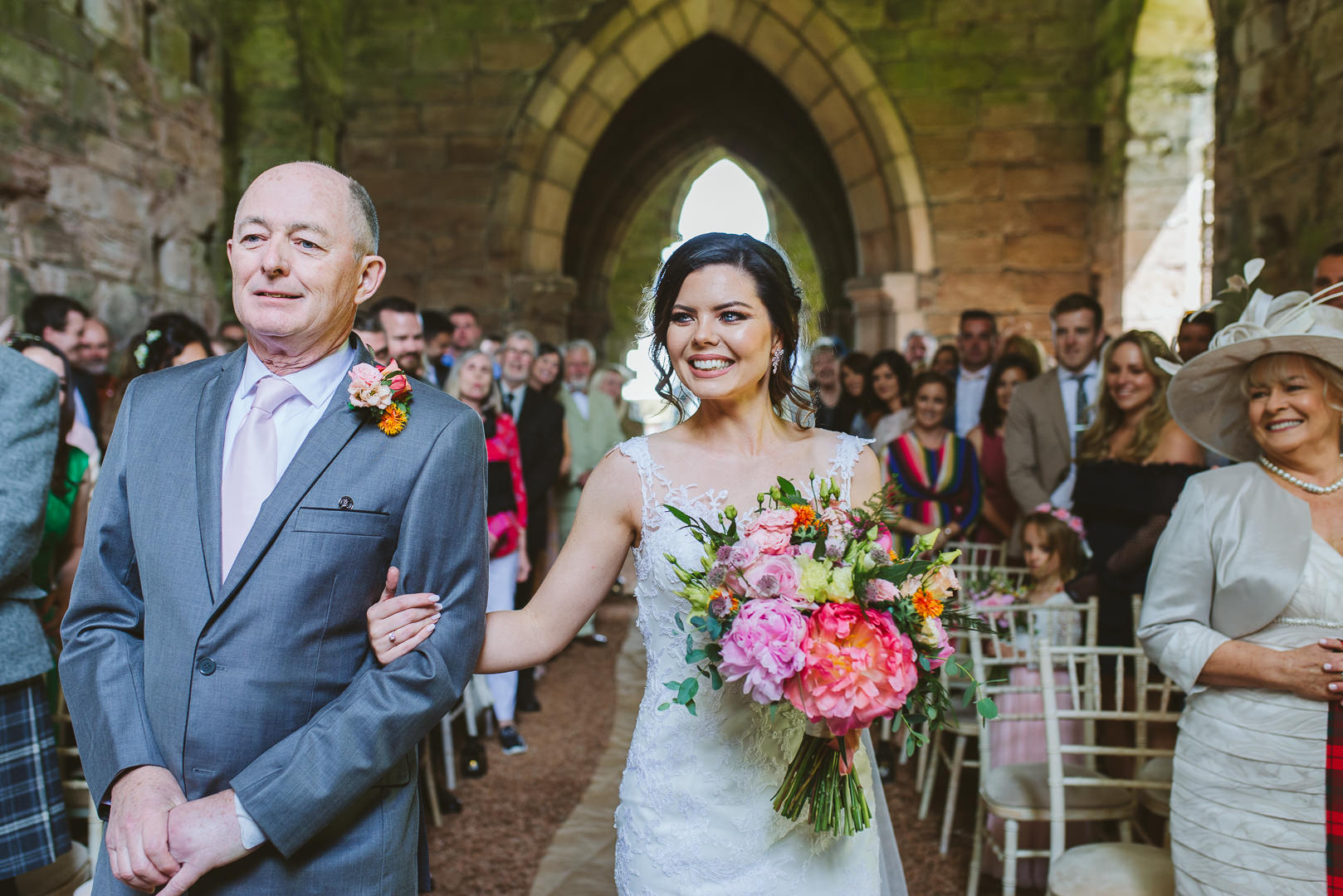 Dunglass Estate - From my best wedding photos from 2019