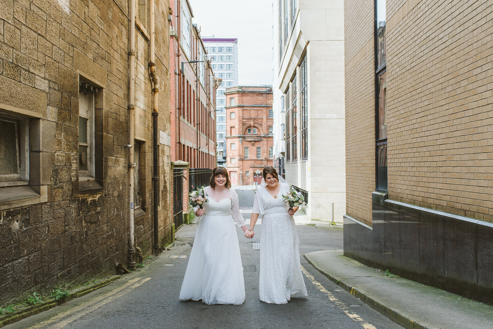 Same Sex Wedding Glasgow - From my best wedding photos from 2019