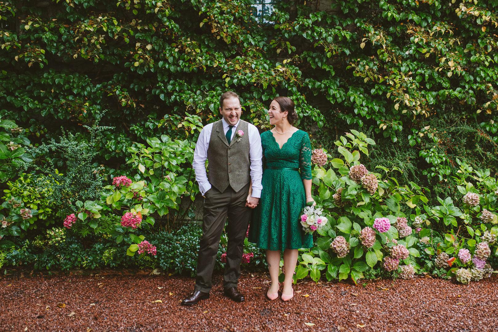 Edinburgh Elopment - From my best wedding photos from 2019