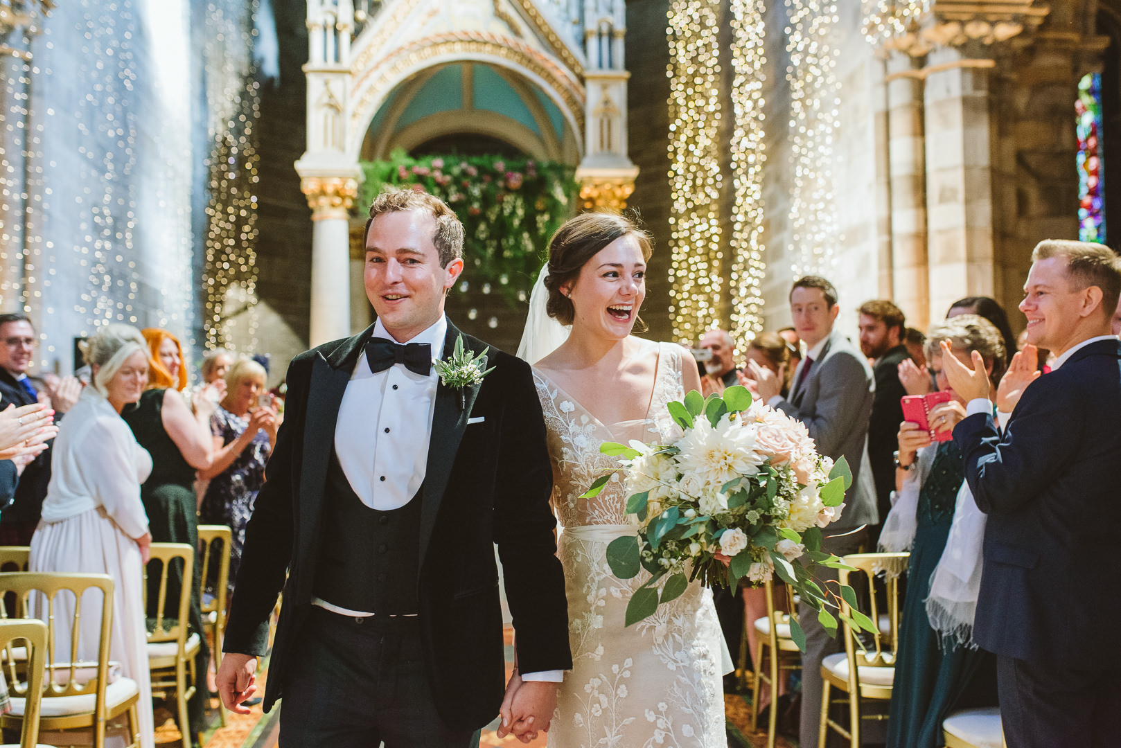 Mansfield Traquair Wedding - From my best wedding photos from 2019