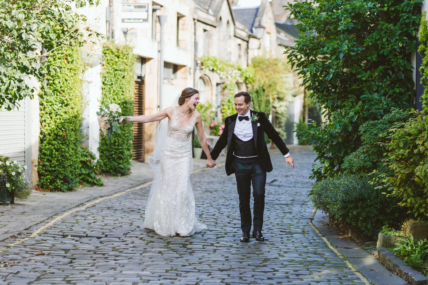 Wedding portraits - Get your wedding timeline right!