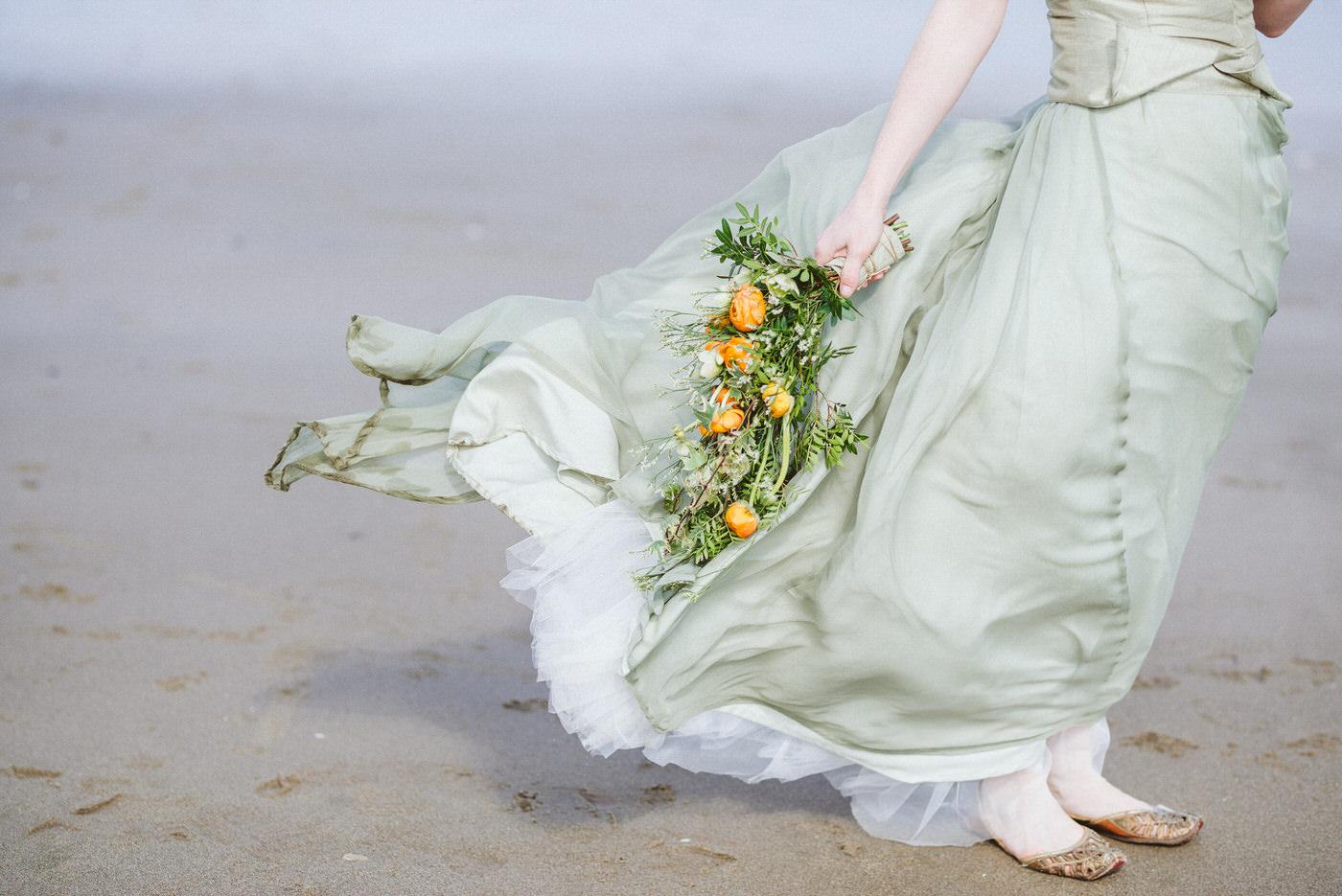 Portobello Beach Wedding